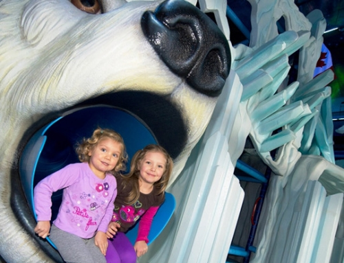 Free Zoo Admission for Children (12 & Under) During Winter Break
