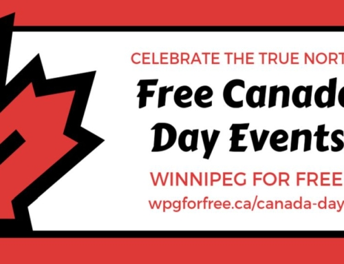 Free 2019 Canada Day Events in and Near Winnipeg