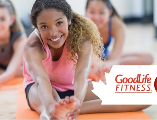 Free Teen Membership Fitness @ GoodLife Fitness