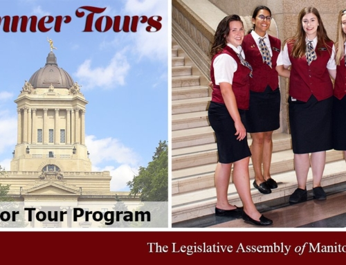 Manitoba Legislative Building Free Tours