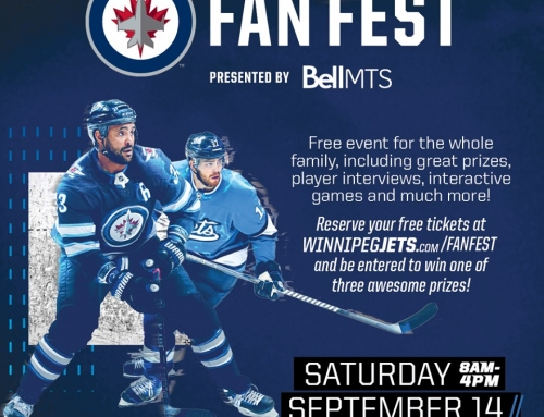 Winnipeg Jets fan Fest 2019