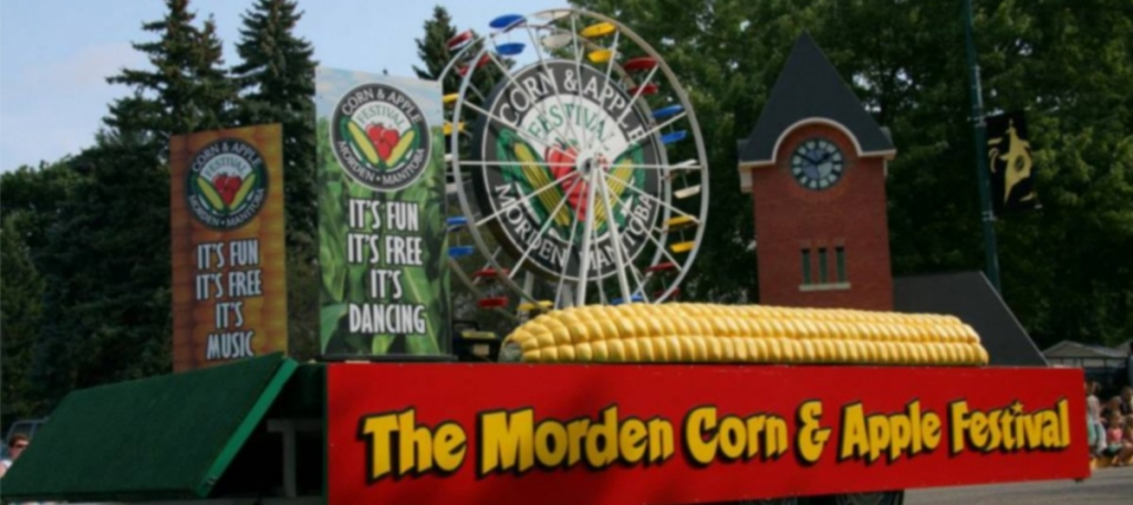 Morden Corn & Apple Festival | August 23–25